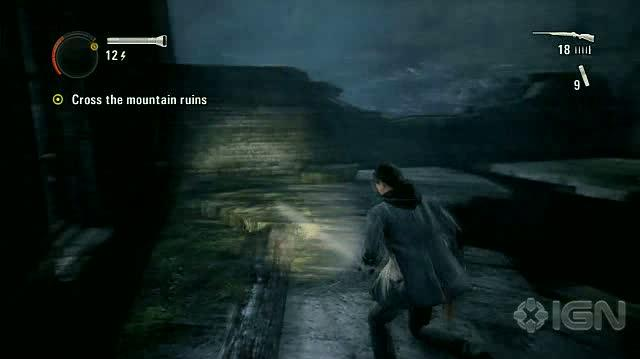 Alan Wake X360 - Walkthrough - Alan Wake - Nightmare Difficulty - Episode 3 - Rope Bridge