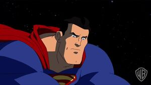 "JLA Adventures Trapped In Time - ""Satellites"" Clip"