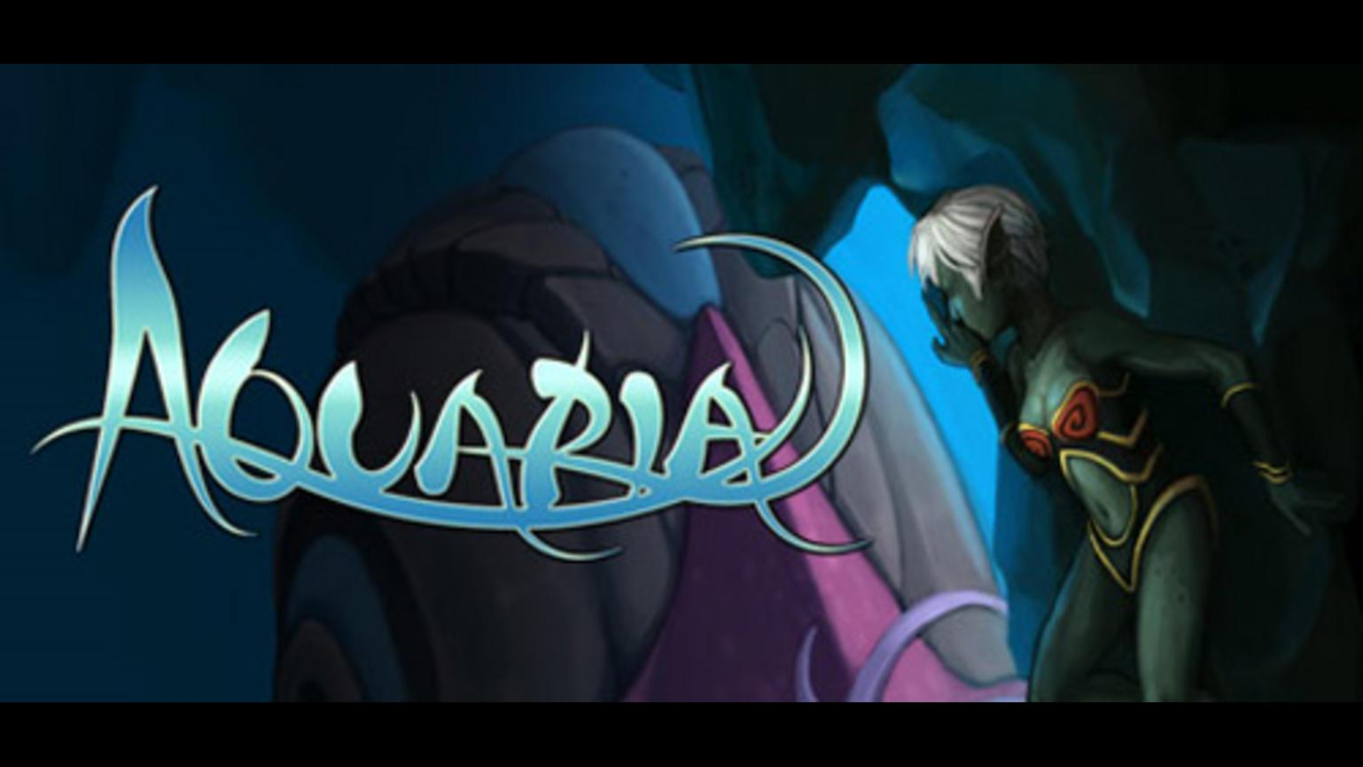 Aquaria - Launch Trailer