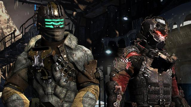 Dead Space 3 Awakened Developer Commentary