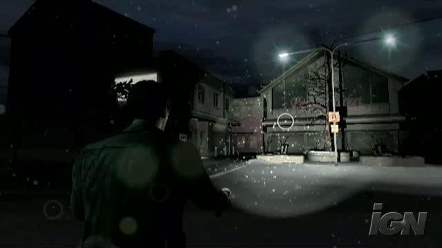 Silent Hill Shattered Memories Nintendo Wii Trailer - E3 2009 Where's Cheryl Trailer
