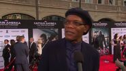 Captain America The Winter Soldier - Samuel L Jackson Interview