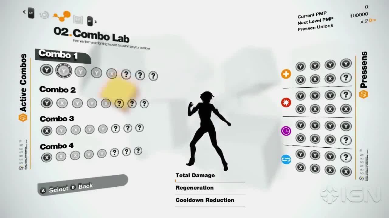 Remember Me - Combo Lab Walkthrough
