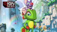 Spiritual Successor to Banjo-Kazooie Reveals Its Lead Characters - IGN News