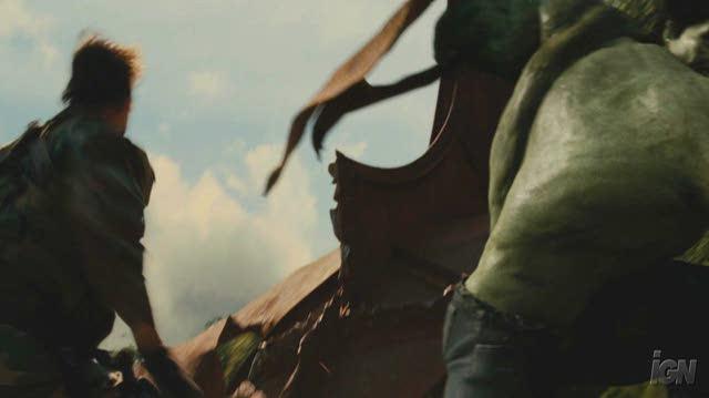 The Incredible Hulk Movie Clip - Blonsky Battles Hulk