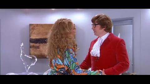 Austin Powers The Spy Who Shagged Me - fat bastard attacks