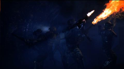 Aliens Colonial Marines (VG) () - Contact trailer