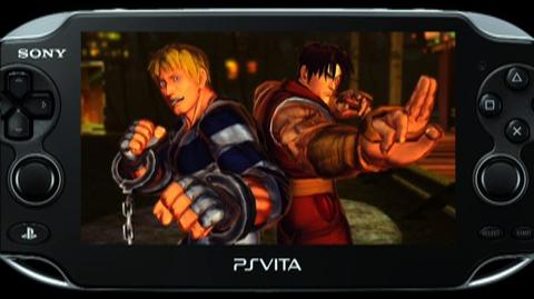 Street Fighter X Tekken (VG) (2012) - E3 2012 SF Gameplay trailer