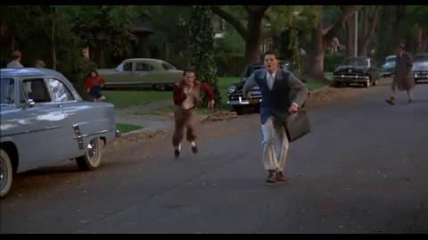 Back to the Future - George won't go to the dance