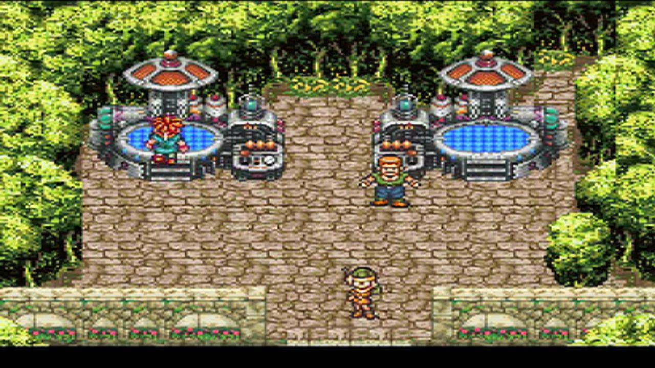 Chrono Trigger Time Warp