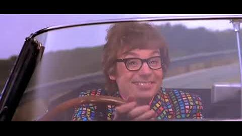 Austin Powers The Spy Who Shagged Me - convertible