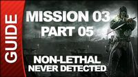 Dishonored - Low Chaos Walkthrough - Mission 3 House of Pleasure pt 5