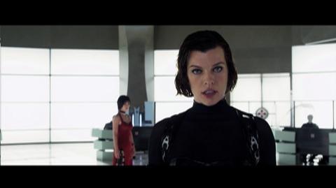 Resident Evil Retribution (2012) - Theatrical Trailer 2 for Resident Evil Retribution