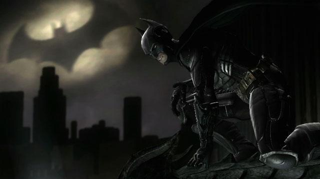 Injustice Gods Among Us - Batman Trailer