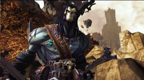 Darksiders II (VG) (2012) - Protagonist BTS featurette