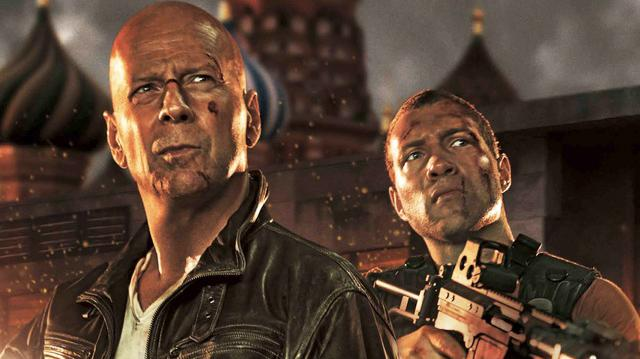 A Good Day to Die Hard - Cast Interviews