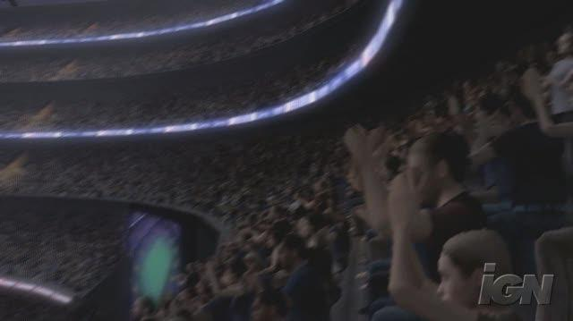 Backbreaker Xbox 360 Video - Crowd Demo 1 (No Sound)