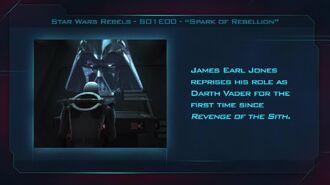 """Star Wars Rebels S01E00 """"Spark of Rebellion"""" - Fan Brain"""