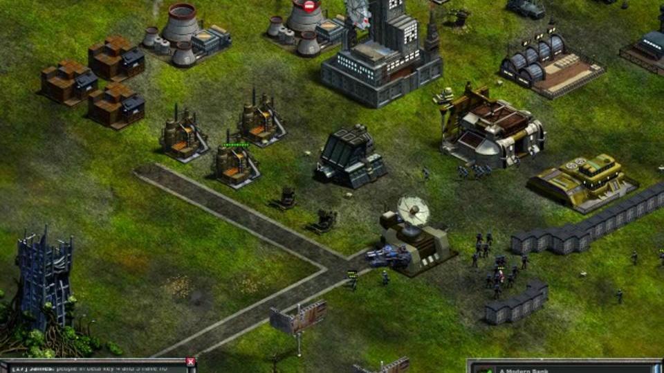 War Commander First Gameplay Video
