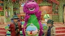 Barney Come On Over To Barney's House (1999) - Home Video Trailer (e13365)