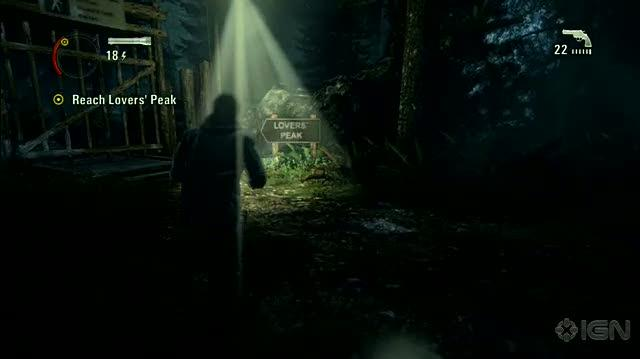 Alan Wake Video - Alan Wake - Combat Starter Guide