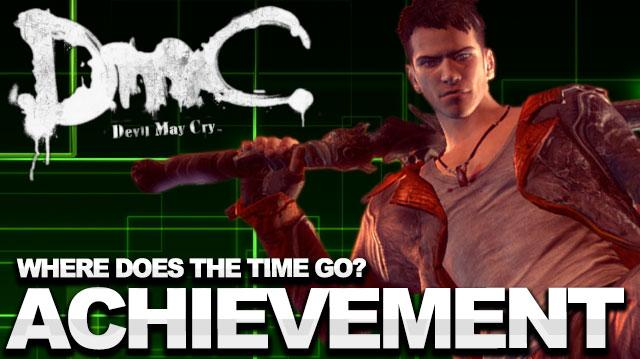DMC Devil May Cry Walkthrough - Where Does The Time Go Achievement