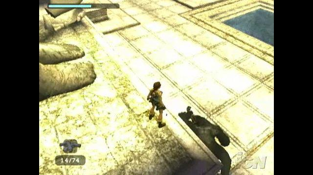 Tomb Raider Anniversary PlayStation 2 Review - Video Review