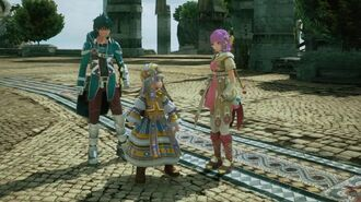 Star Ocean Integrity and Faithlessness - Official Gameplay Trailer - E3 2015
