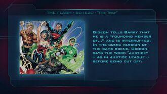 """The Flash S01E20 """"The Trap"""" - Fan Brain"""