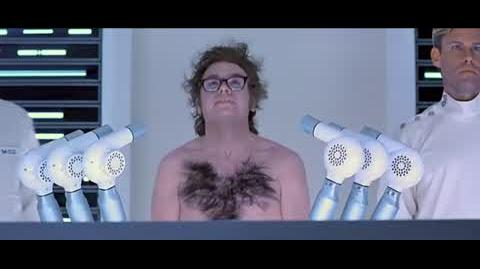 Austin Powers International Man of Mystery - Waking up procedures