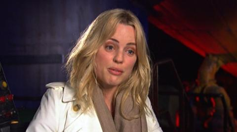 "30 Days Of Night (2007) - Interview Melissa George ""On Her Character"""