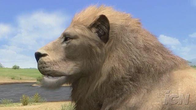 Afrika PlayStation 3 Trailer - TGS 2007 Trailer