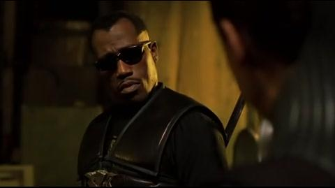 Blade II - offer of truce