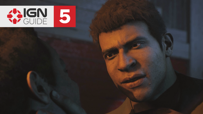Mafia III - Story Mission Never Going to be Over