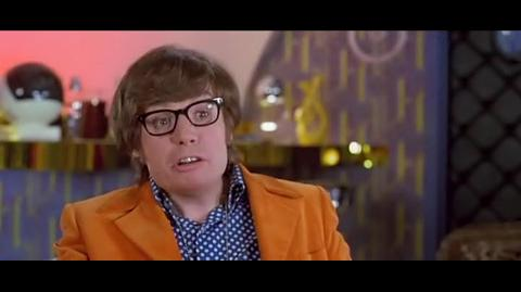 Austin Powers International Man of Mystery - Vanessa rejects Austin