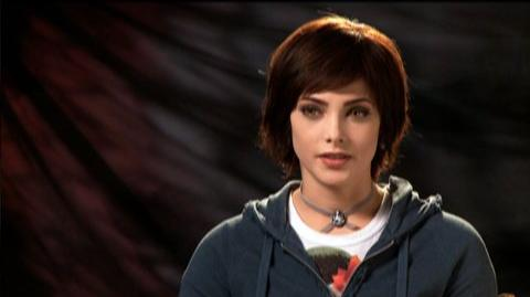 """The Twilight Saga Eclipse (2010) - Interview Ashley Green """"On her character"""""""