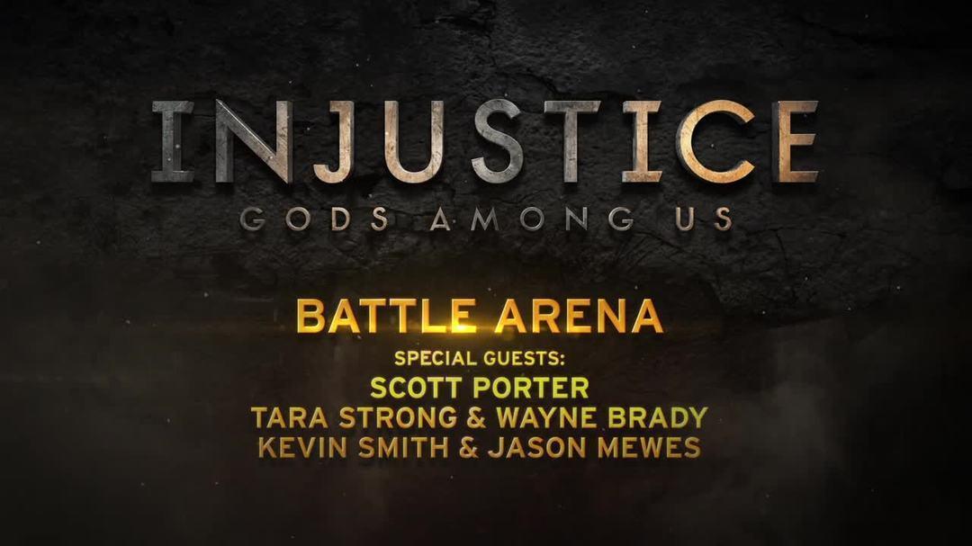 Injustice Battle Arena Week 3 Challengers