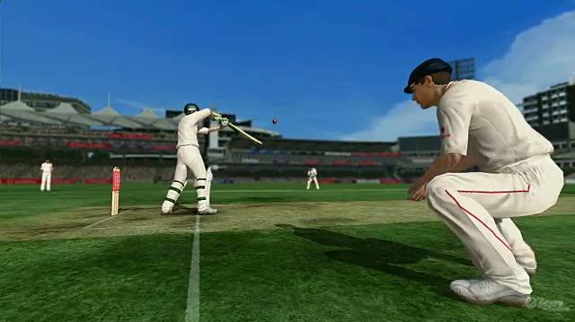 Ashes Cricket 2009 PlayStation 3 Trailer - Debut Trailer