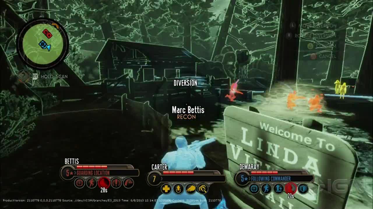 Video the bureau xcom declassified gameplay demo ign - The bureau xcom declassified gameplay ...