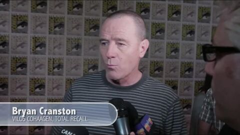 Total Recall (2012) - Total Recall (2012) - Comic-Con Interviews