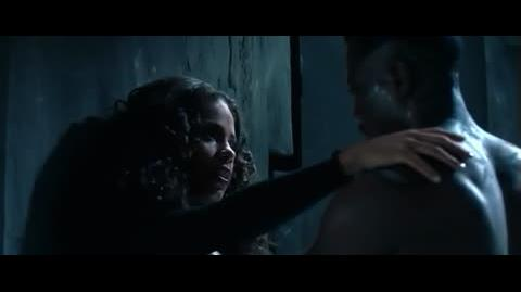 Blade - blade kills his mother