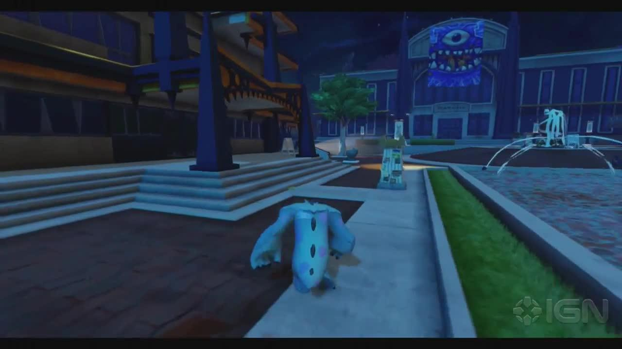 Video - Disney Infinity Walkthrough - Monsters University ...