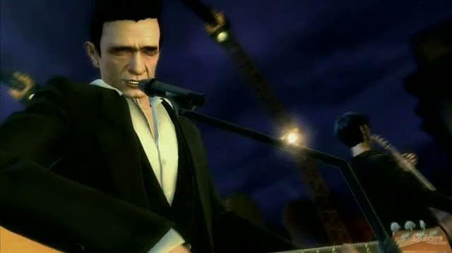 Guitar Hero 5 Xbox 360 Trailer - Johnny Cash Trailer