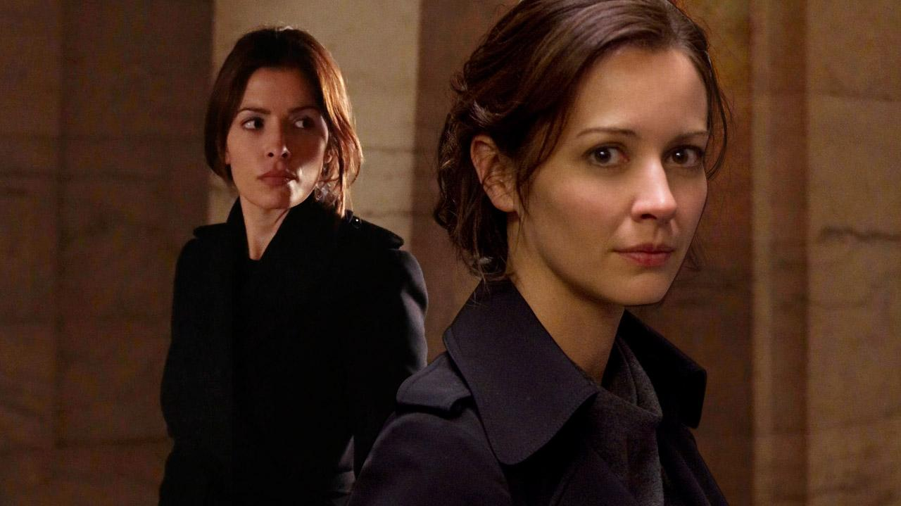 Person of Interest What's Next for Shaw and Root? - NY Comic Con 2013
