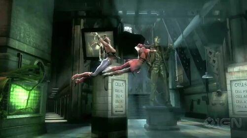 Injustice Gods Among Us - Wonder Woman vs