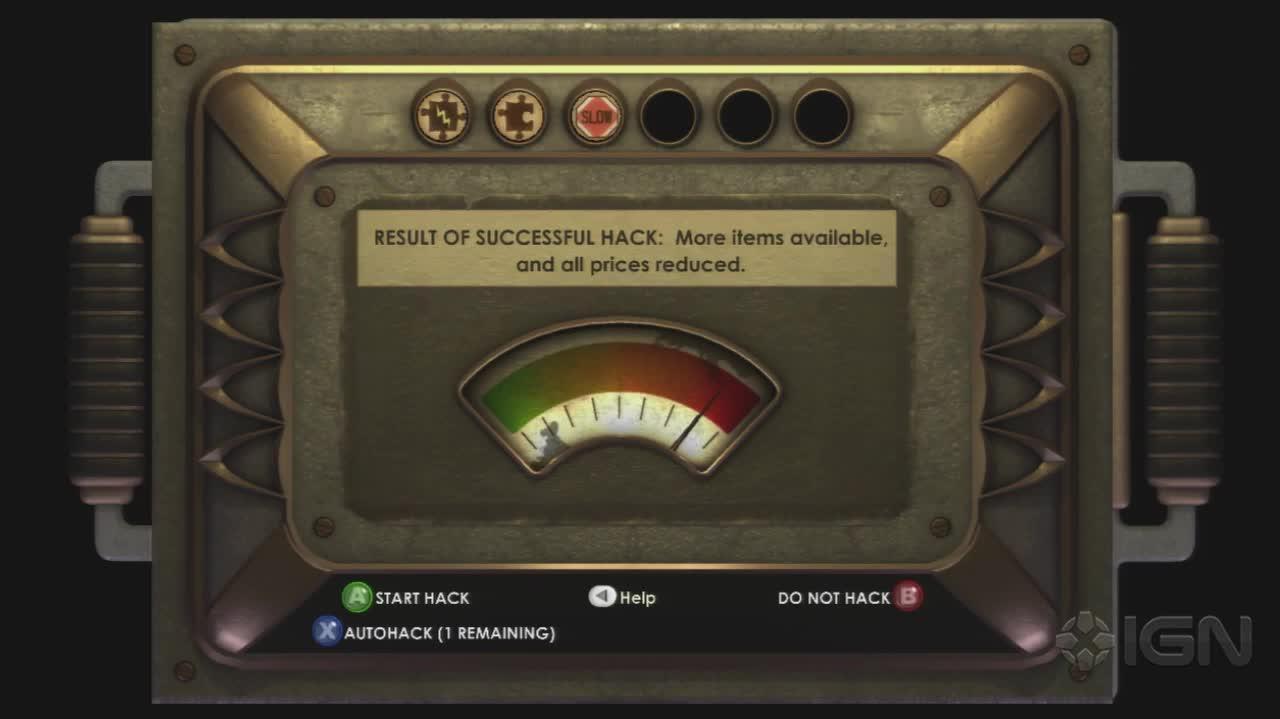 BioShock - Killing Rodriguez - Gameplay