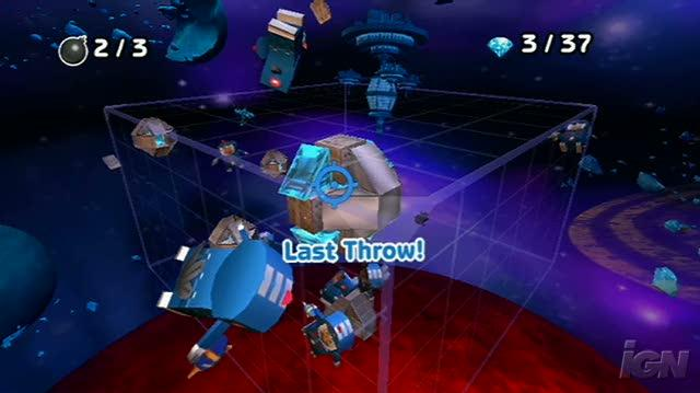Boom Blox Bash Party Nintendo Wii Gameplay - Orbit Video