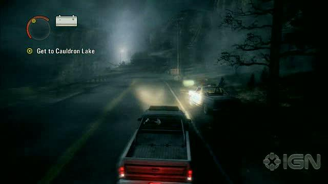 Alan Wake X360 - Walkthrough - Alan Wake - Nightmare Difficulty - Episode 6 - Monster Truck