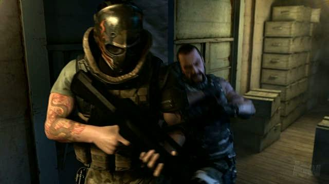 Army of Two Xbox 360 Trailer - It is Here