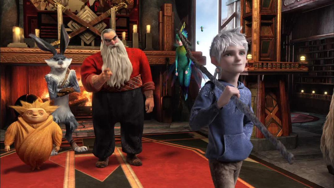 "Rise of the Guardians - Clip ""Why Am I Here?"""